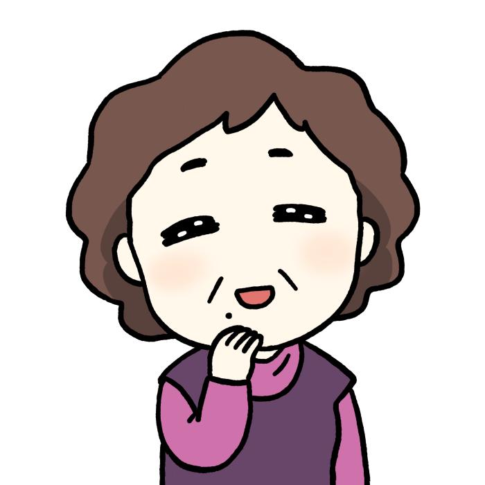 シオミ義母アイコン